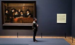 De Botton, Armstrong, Rijksmuseum