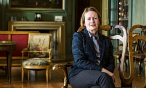 Dame Helen Ghosh, director general of the National Trust