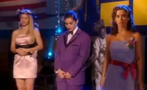 Prom scene Mean Girls