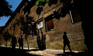 Search for Cervantes' lost remains: team to begin sweep of Madrid convent