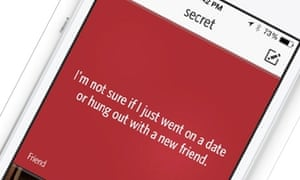 The Secret app has caused a stir within tech circles.