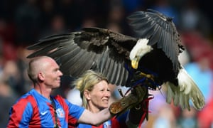 The Crystal Palace eagle.