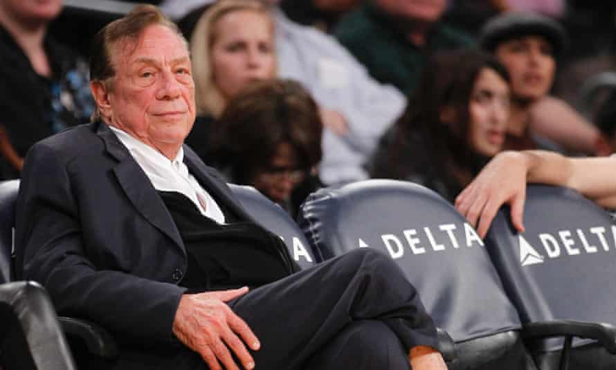 donald sterling la clippers