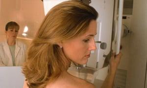 mammogram breast cancer screening