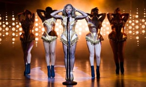 Cynthia Erivo, centre, in I Can't Sing