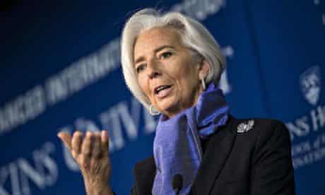 International Monetary Fund Managing Dir