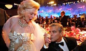 George Clooney and Barbara Davis