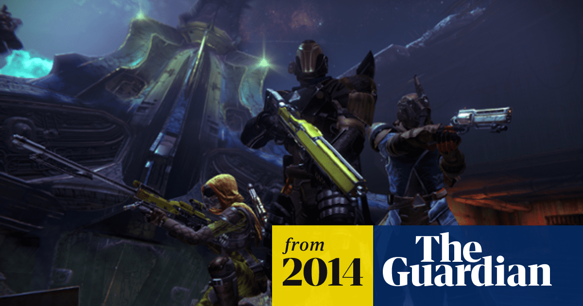 Destiny – how the makers of Halo plan to change the future of