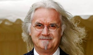 Billy Connolly health