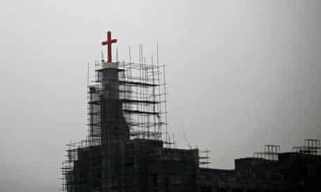 The Sanjiang church