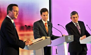 Televised debate from the 2010 election