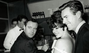 Jack Lemmon, Joan Collins and Robert Wagner
