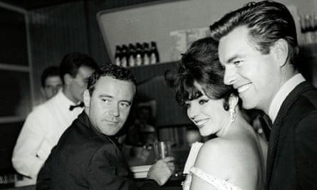 Jack Lemmon, Joan Collins and Robert Wagner