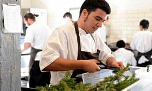 Noma world's best restaurant