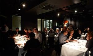 Attica restaurant