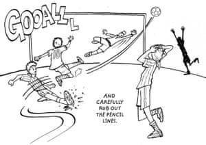 How to draw a footballer: 9 footballer
