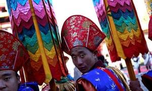 Coronation ceremony of Bhutan's fifth king Jigme Khesar Namgyel Wangchuck