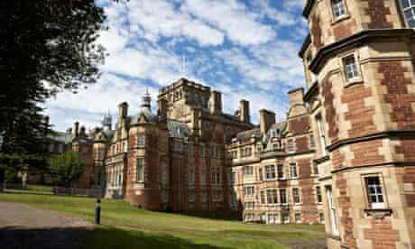 Edinburgh Napier university in Scotland