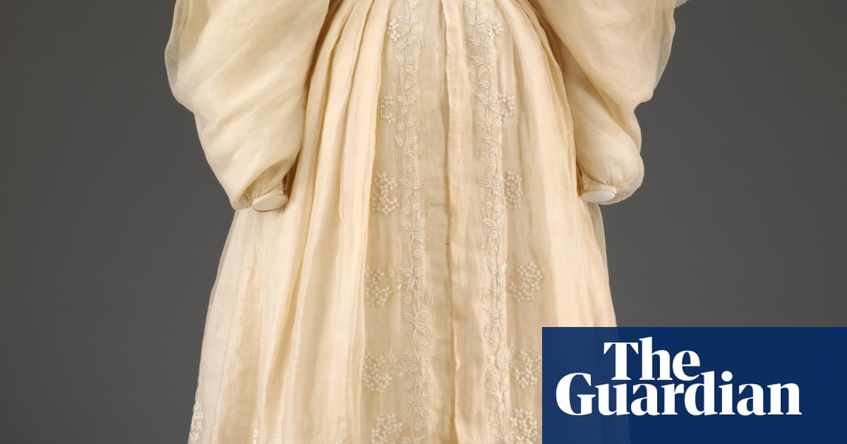 Wedding Dresses at the V A – in pictures   Fashion   The Guardian 1ca469270f3d