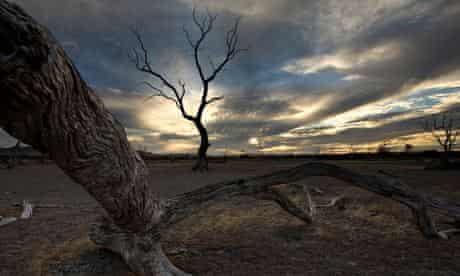 A remote location in Australia