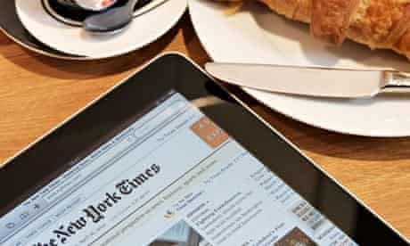 Tablet New York Times