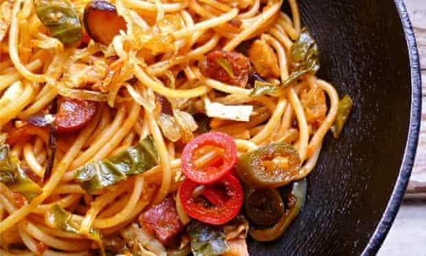 Live Better: Pasta Mee Goreng