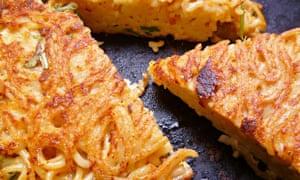 Live Better: Pasta Frittata