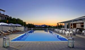 Altamar Hotel, Evia.