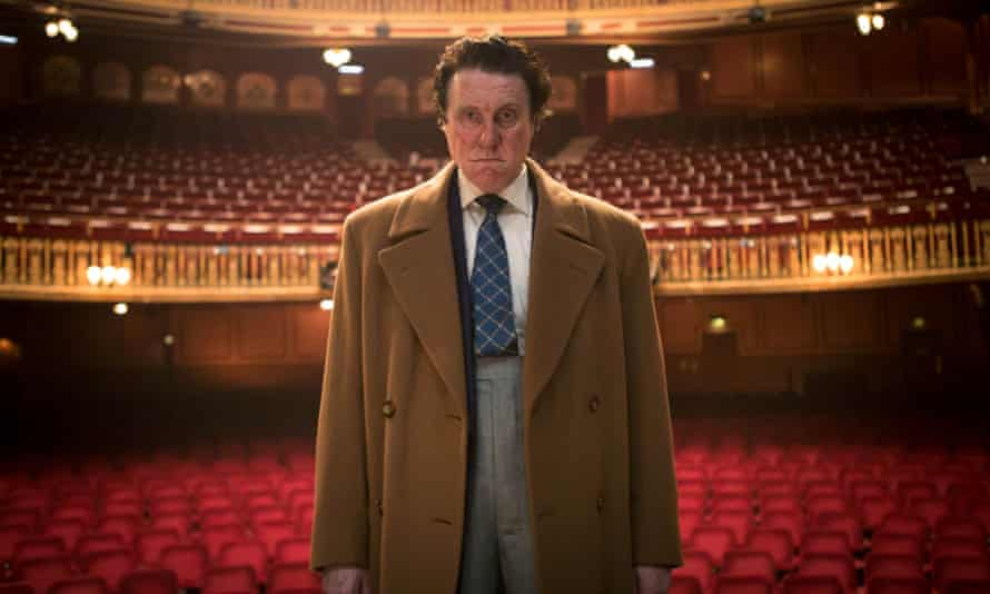 David Threlfall as Tommy Cooper in Tommy Cooper: Not Like That, Like This.