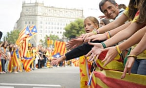 Human chain of 1.6 million people ask for independence