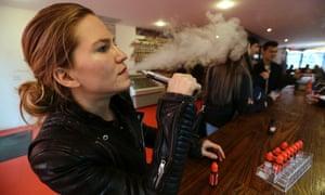 E-cigarettes / vaporizers