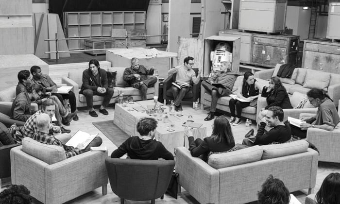 Star Wars Episode 7 Cast Meet The Newcomers Film The Guardian