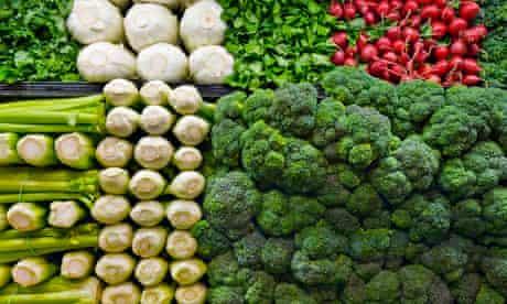 Tuck in … increasing your veg intake isn't hard.