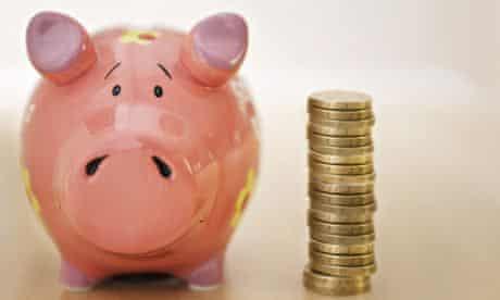 savings money bank