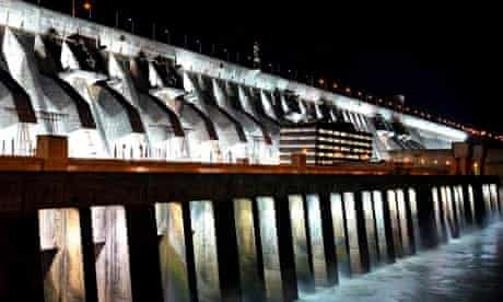 Itaipu Dam, World's Second Biggest Hydroelectric Power Station