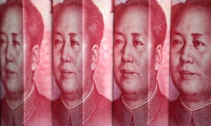Chinese 100 yuan banknotes. How will bitcoin fare in the country?