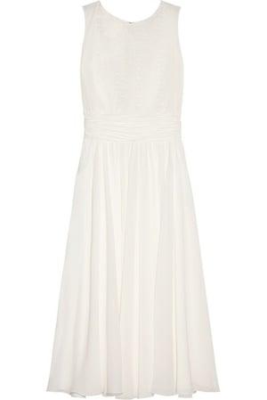 Wedding dresses : Giambattista Valli Embroidered silk-georgette dress