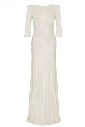 Wedding dresses : Ghost Giselle Dress Ivory