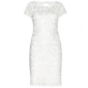Wedding dresses : Alice + Olivia Clover metallic-lace dress