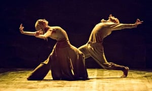 Akram Khan's Dust, part of the English National Ballet's Lest We Forget.
