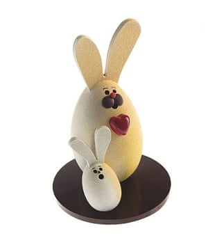 Wish List: Easter Bunny by Pierre Marcolini