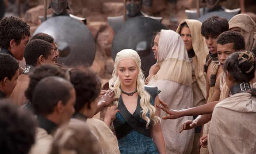 game of thrones daenerys targaryn hbo
