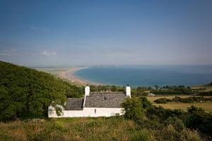 Cool Cottages:Lleyn : Tan y Bwlch, Rhiw.