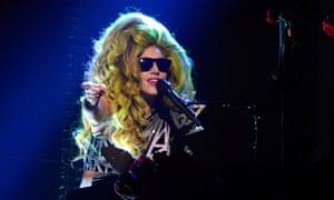 Lady Gaga Roseland