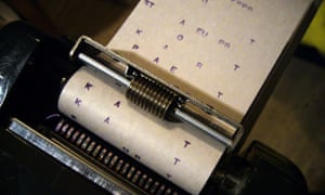 Stenotype Stenograph