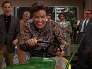 10 best: Mad Men lawn mower