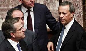 Greek aide shields PM in furor over investigation of far-right