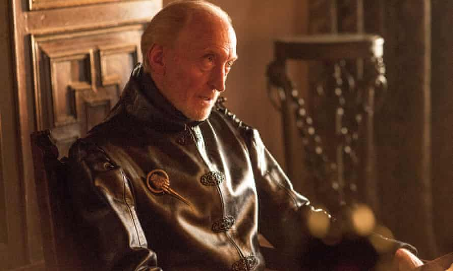 """HBO Charles Dance """"Game of Thrones."""". tywin lannister"""