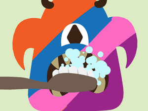 Sago Mini Monsters is a colourful creativity app for kids.