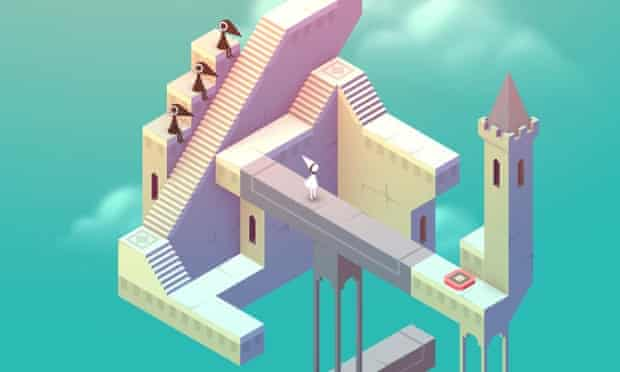 Monument Valley is one of the best paid games for iOS and Android.
